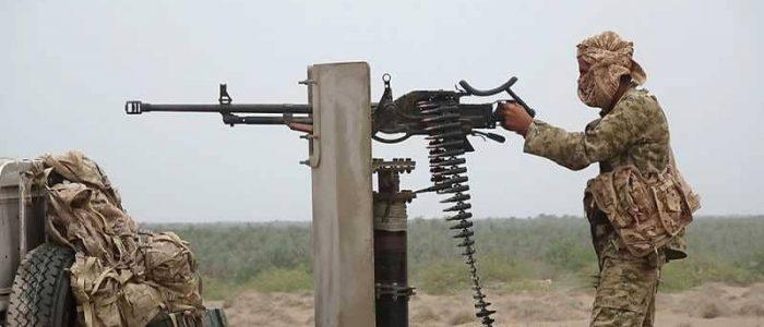 الجيش اليمني في محافظة حجة