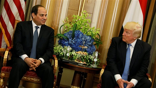 السيسي وترامب يشيدان بقمتهما علي هامش اجتماعات الأمم المتحدة