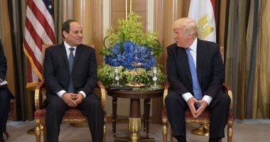 """غداً.. قمة """"مصرية – أمريكية"""" فى مقر إقامة السيسي بنيويورك"""