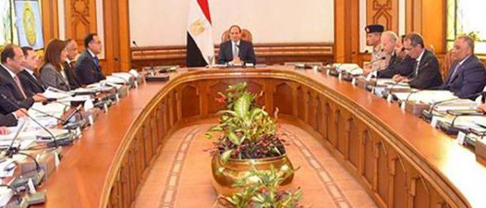 4 قرارات للمجلس القومي للمدفوعات في اجتماعه برئاسة السيسي