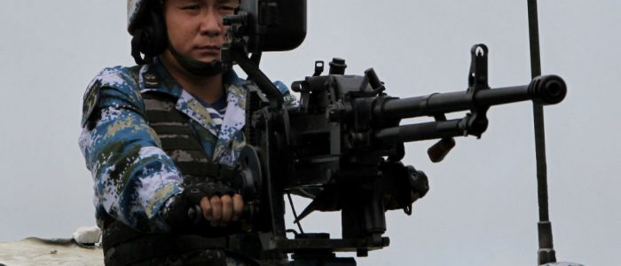 ناشيونال إنترست: الصين ستحتل تايوان قريباً