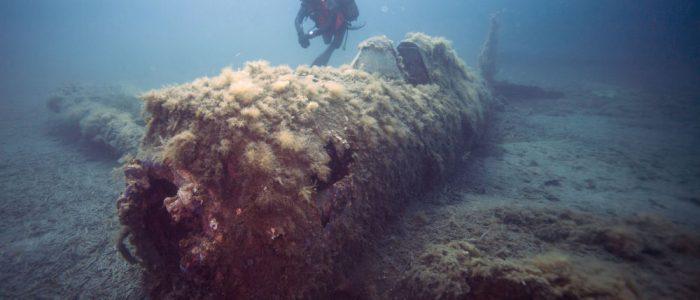 العثور على سفينة غارقة قبل 400 سنة