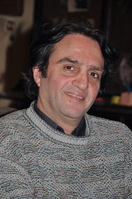 الفنان محمد قباوة