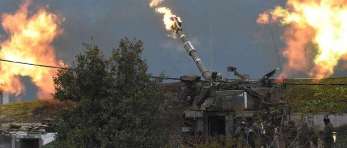 هل الحرب العالمية الثالثة  ستكون بدايتها من الشرق الأوسط بين إسرائيل وإيران؟