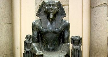 لماذا يعتبر تمثال الملك خفرع أهم كنوز متاحف العالم؟