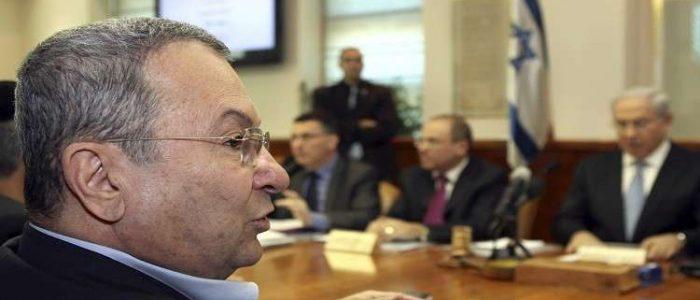 الليكود يتهم باراك بالتحريض على قتل نتنياهو