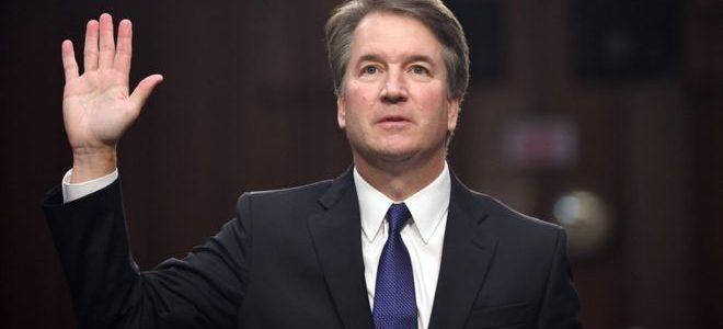 """""""ضحية اعتداء جنسي"""" لمرشح ترامب للمحكمة العليا تكشف عن نفسها"""