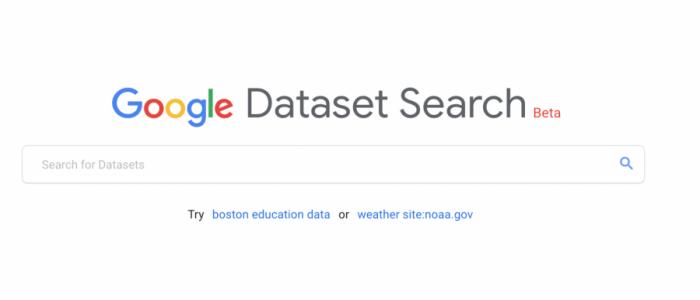 جوجل يطلق محرك بحث جديداً يساعد العلماء في الحصول على البيانات التي يبحثون عنها في مكان واحد