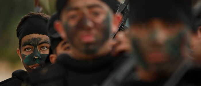 """كوماندوز """"حماس"""" يهدد إسرائيل"""