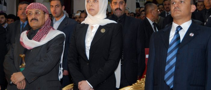 رغد صدام حسين تخرج عن صمتها