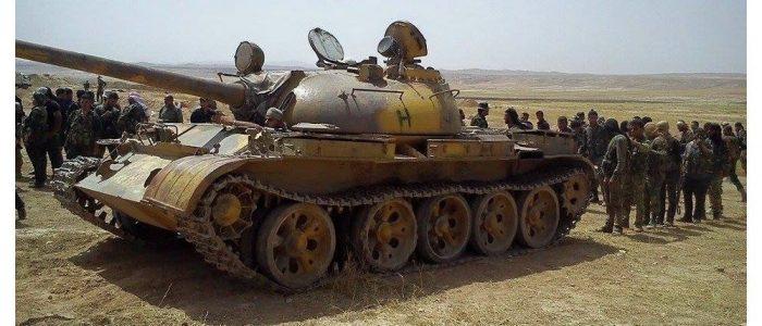 """فصائل كردية تلبس رداء """"النصرة""""… انتظروا الجيش السوري"""