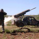 مسلحي أدلب يستهدفون مواقع للجيش السوري في اللاذقية وحماة