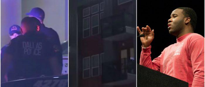 ضابطة تقتل جارها بعد دخولها منزله بالخطأ