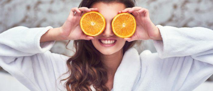 10 أغذية تحتوي على فيتامين سي أكثر من البرتقال