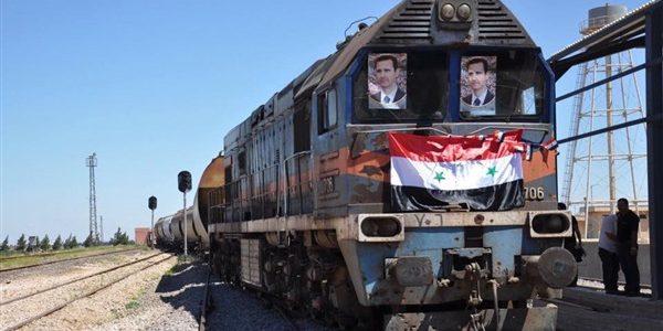 قطار سوريا يعود للحياة بعد 6 سنوات من الحرب