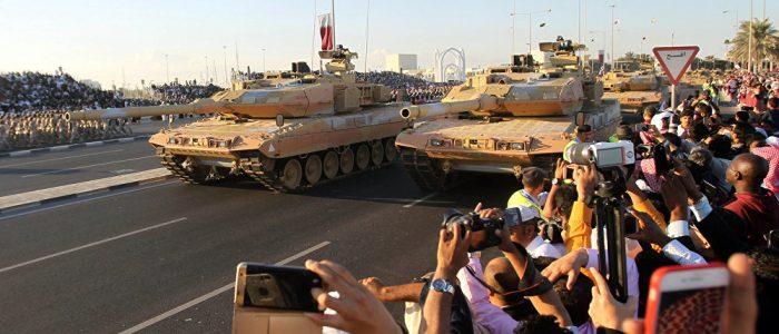 واشنطن تكشف تفاصيل العملية العسكرية لقطر في الخليج