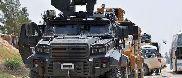 تركيا تكثف إمداد المسلحين في إدلب وتزوّدهم بالذخائر