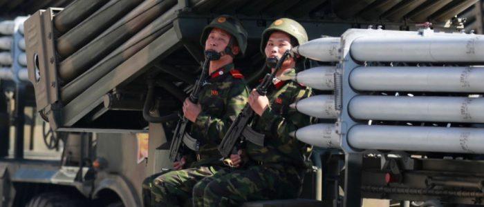 كوريا الشمالية تحتفل بذكري تأسيسها الـ70 دون صواريخ عابرة للقارات