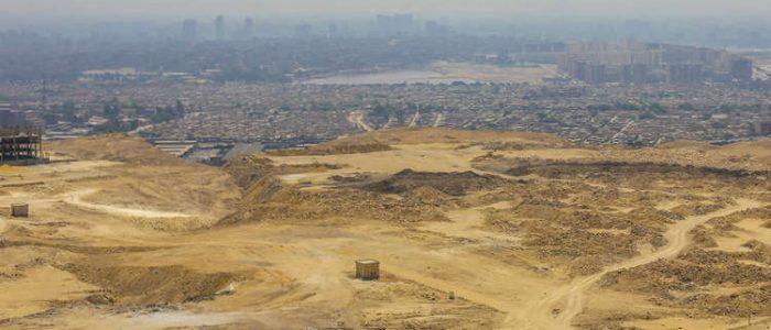 98% من مساحة مصر صحراء و97% من مياهها تأتي من الخارج