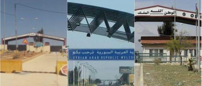 تعرف علي حقيقة فتح معبر «جابر – نصيب» الحدودي بين سوريا والأردن