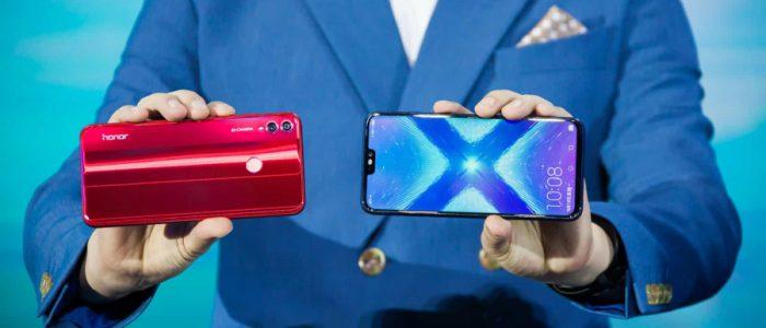 هواوي تطلق هاتفين جديدين بميزات الذكاء الاصطناعي