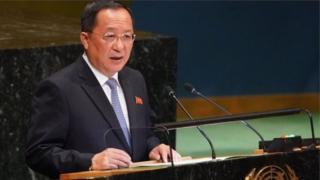 وزير خارجية كوريا الشمالية: لن ننزع سلاحنا النووي حال استمرار العقوبات
