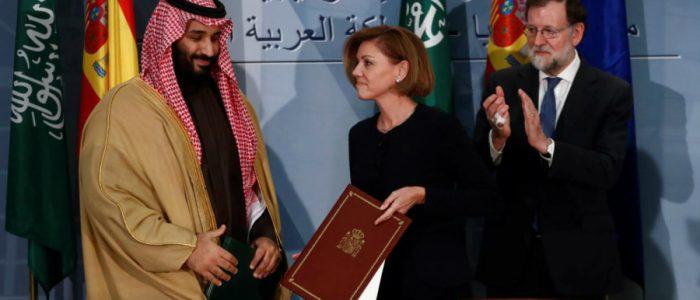 إسبانيا تغيير موقفها وتبدي استعدادها لصفقة الأسلحة مع السعودية