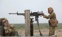 الجيش اليمني يدمر طائرة مسيرة للحوثيين في صعدة