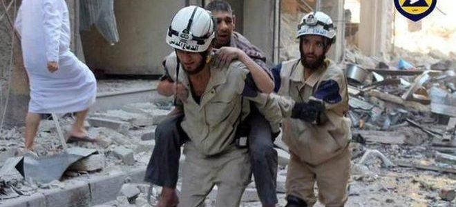 """كندا توافق على توطين مجموعة من متطوعى """"الخوذ البيضاء"""" بسوريا وعائلاتهم"""