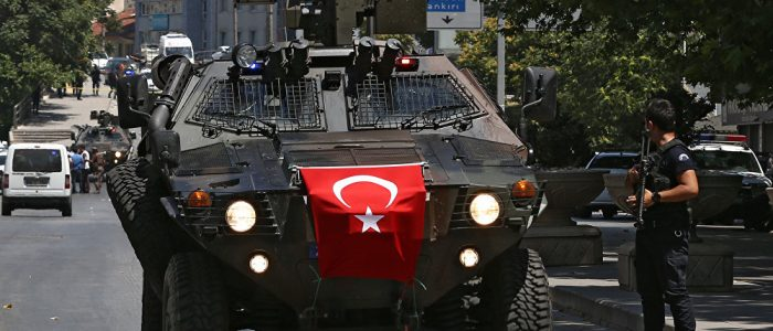 تركيا تعتقل مئات المحتجين في إسطنبول