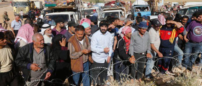 السوريون وراء انتشار السرطان في لبنان