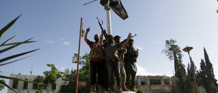 داعش انهزم جغرافياً ولكنه نشط في أشياء أخري