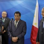 دوتيرتي: الفلبينيون يعاملون كالبشر في إسرائيل خلافا لأماكن أخرى