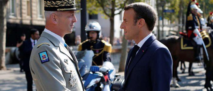الجيش الفرنسي: مستعدون لضرب سوريا
