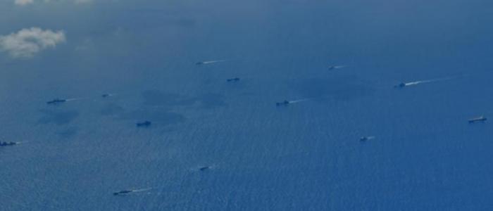 سفن الناتو في المتوسط تقترب من المياة الإقليمية السورية