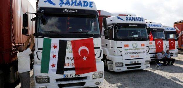 آلاف السوريين يهجرون منازلهم مع اقتراب الحملة العسكرية على إدلب