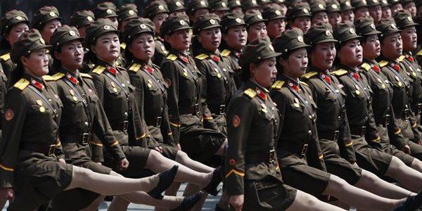 معاناة النساء في كوريا الشمالية في ظل نظام كيم جونج اون