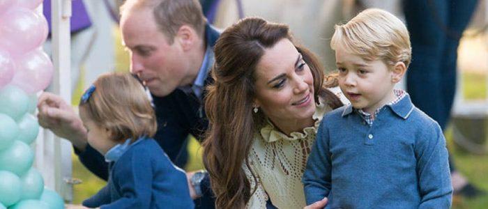 كيت ميدلتون تقع في خطأ وهي تشتري أحذية للأمير جورج والأميرة شارلوت من أجل العام الدراسي الجديد
