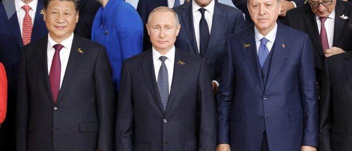 """مجموعة العشرين تدعو إلى """"إصلاحات عاجلة"""" بمنظمة التجارة العالمية"""