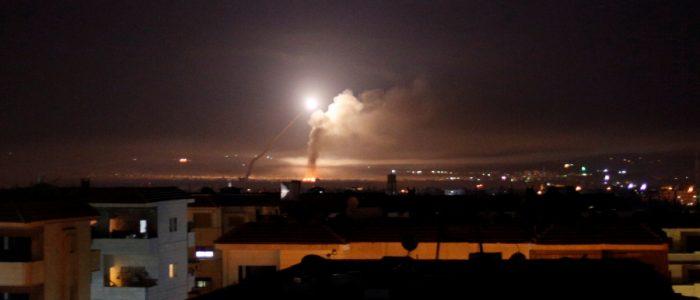 ماذا استهدفت إسرائيل بمطار دمشق؟