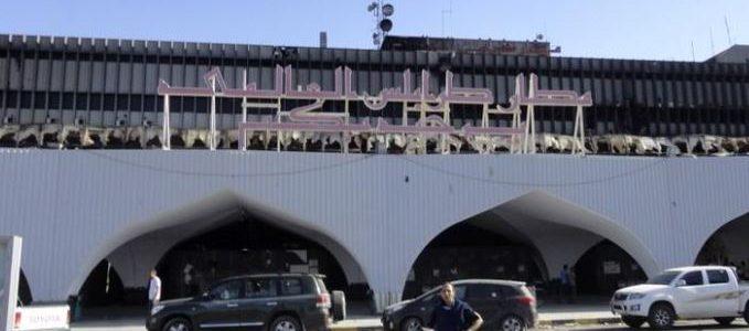 ليبيا ستعاود فتح مطار طرابلس يوم الجمعة