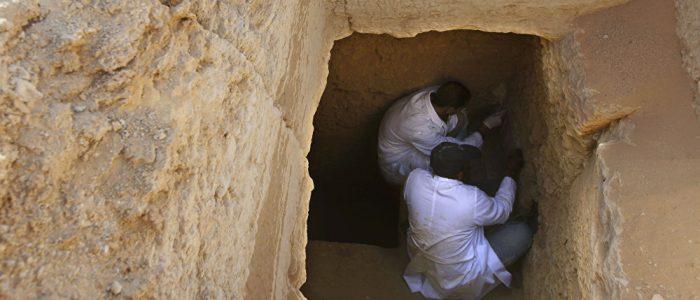 """افتتاح  مقبرة """"محو"""" لأول مرة منذ اكتشافها"""
