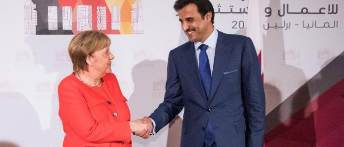 قطر تستثمر 10 مليارات يورو في الشركات الألمانية في قطاعات السيارات والتكنولوجيا المتطورة والمصارف