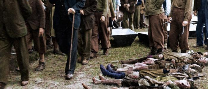 شاهد صور ملونة لمحرقة اليهود بريشة شاب إسباني