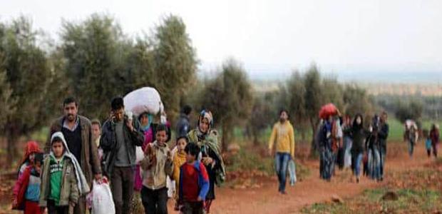 """برلماني تركي يكشف لـ """"أكشام"""" موقف بلاده من استقبال النازحين من إدلب"""