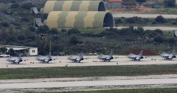ستريت جورنال: أمريكا توسع وجودها العسكري في اليونان بسبب تركيا