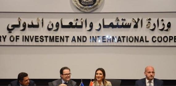 شركات فرنسية تعلن عن خططها لضخ استثمارات جديدة في مصر