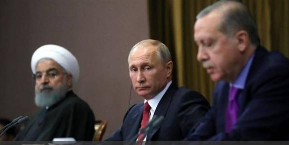 وصول بوتين وأردوغان إلى طهران للمشاركة في قمة حول إدلب
