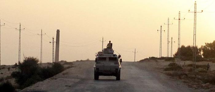 صوت أمريكا: واشنطن ترفع قيود المساعدات العسكرية للقاهرة لجهودها في مكافحة الإرهاب