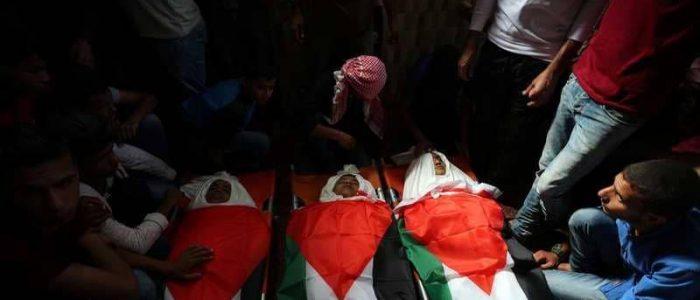 """إسرائيل عن قتل """"الفتية الثلاثة"""": لم نكن نعلم"""